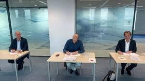 Crewing framework agreement Boskalis TOS