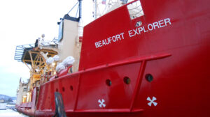 harbour beaufort explorer TOS