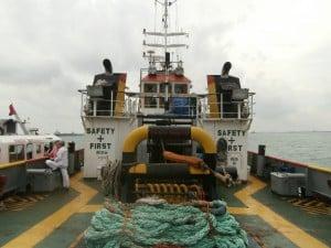 TOS Ship Delivery Humaita