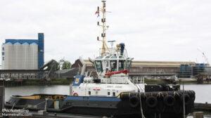harbour smit dane ship delivery TOS