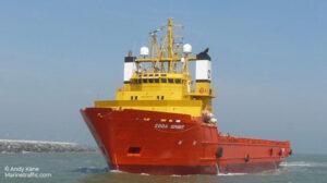 voyaging tek ocean spirit ship delivery TOS
