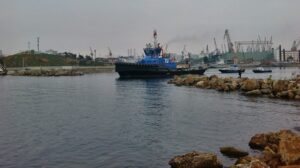Ship Delivery TOS SL Quoin Island