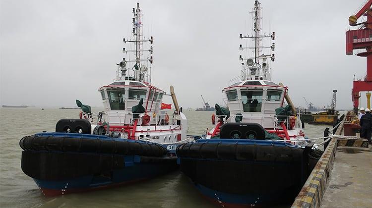 Ship Delivery TOS Mextug Lerma