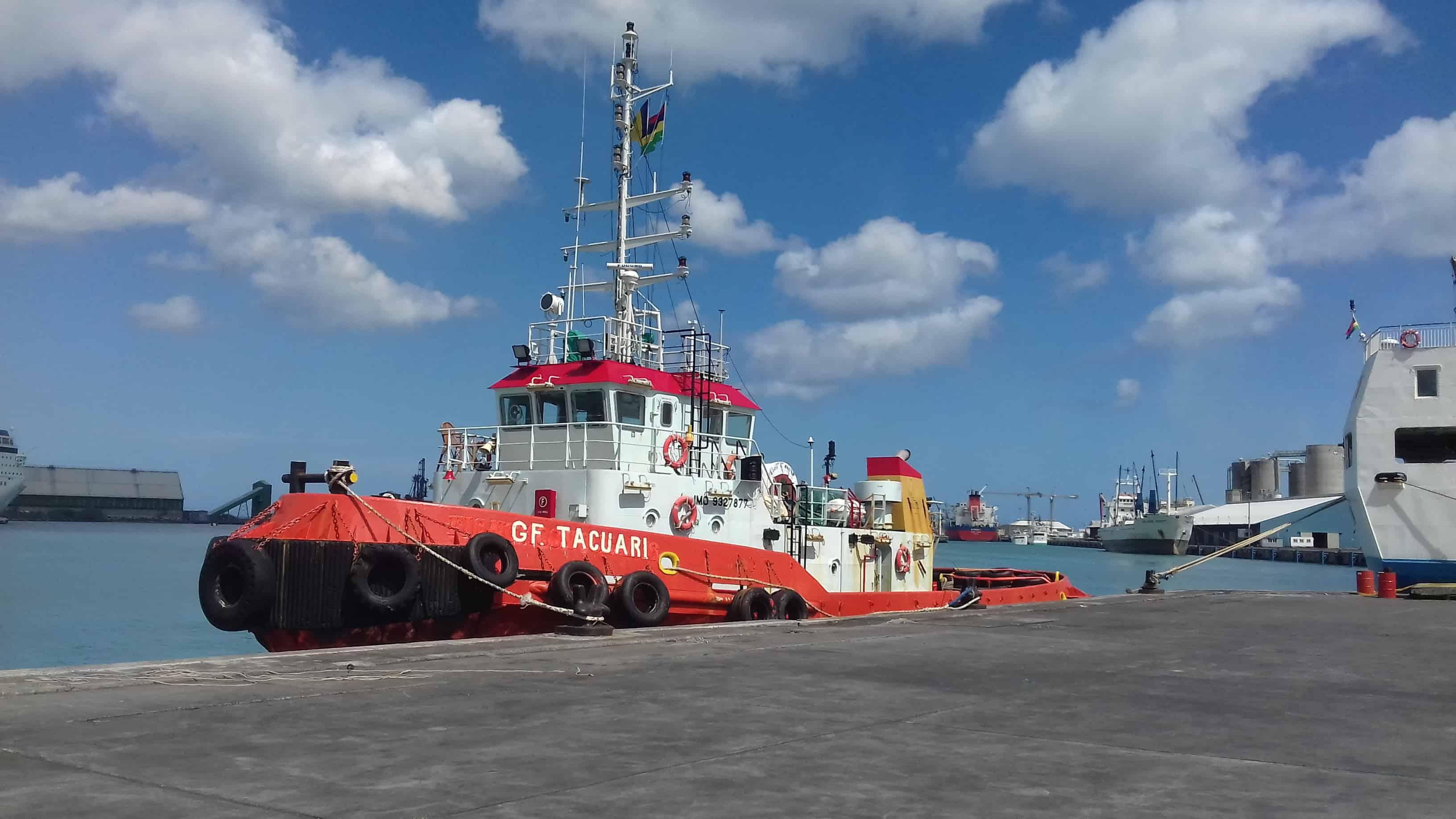 Ship Delivery GF Tacuari