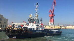 SHIP DELIVERY VB SAHEL AND VB SAHARA TOS