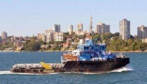 Ship Delivery SL Mallard TOS