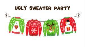 Aanmelding Ugly Christmas Sweater Party