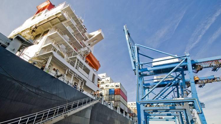 Container Expediteur Zeevracht TOS