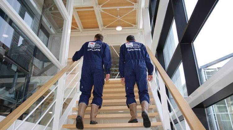 Zeevaartschool Terschelling TOS Overall TOS