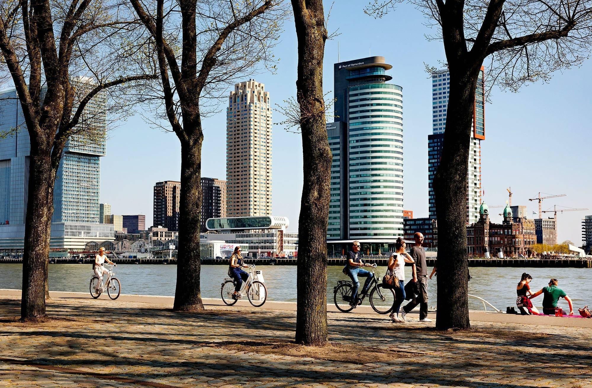 Spring Rotterdam