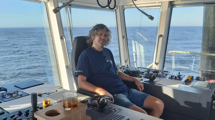 Captain Bart Svitzer Wilu TOS