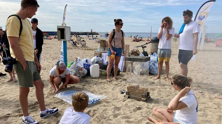 Boskalis Beach Cleanup score TOS